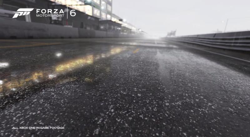 rain forza
