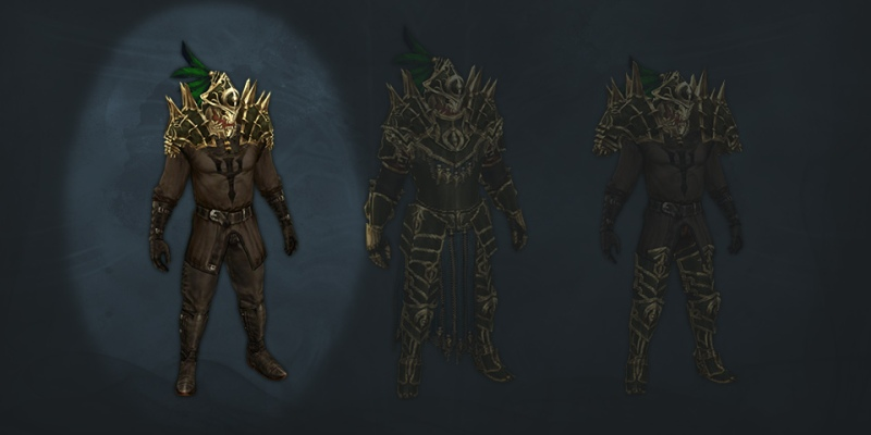 Cosmetic Rewards Diablo 3 Season 4