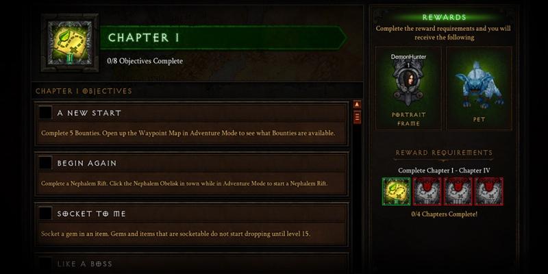 Diablo 3 Season 4