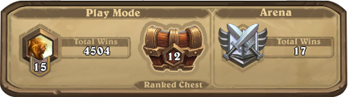 Hearthstone Rank The Grand Tournament