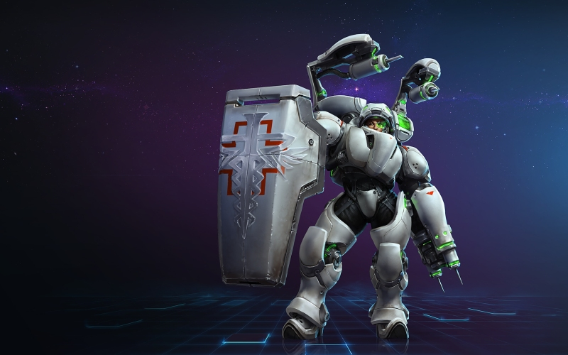 Heroes of the Storm Medic Starcraft