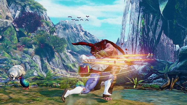Street Fighter V Vega Matador V-Skill