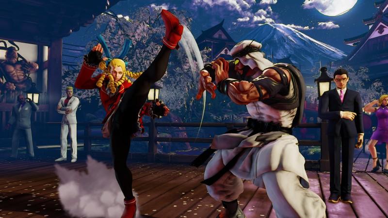 Karin Street Fighter V