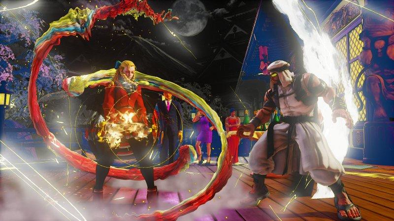 Street Fighter V Karin 1