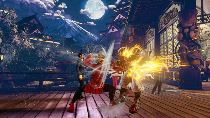 Street Fighter V Karin 2
