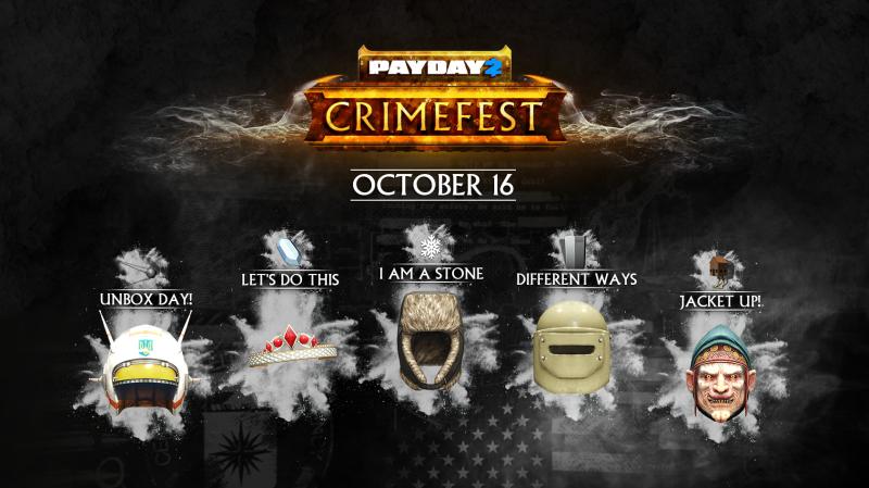 Payday 2 Day 2 Crimefest