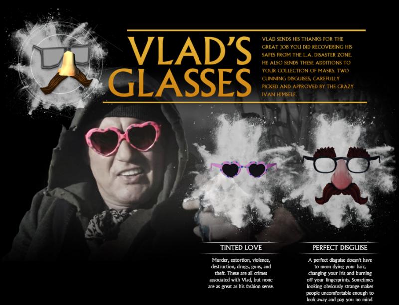 Payday 2 Day 9 Crimefest Vlad's Glasses