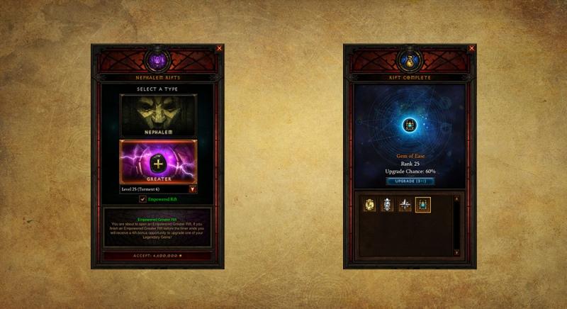 Diablo 3 2.4.0 PTr Empowered Rifts