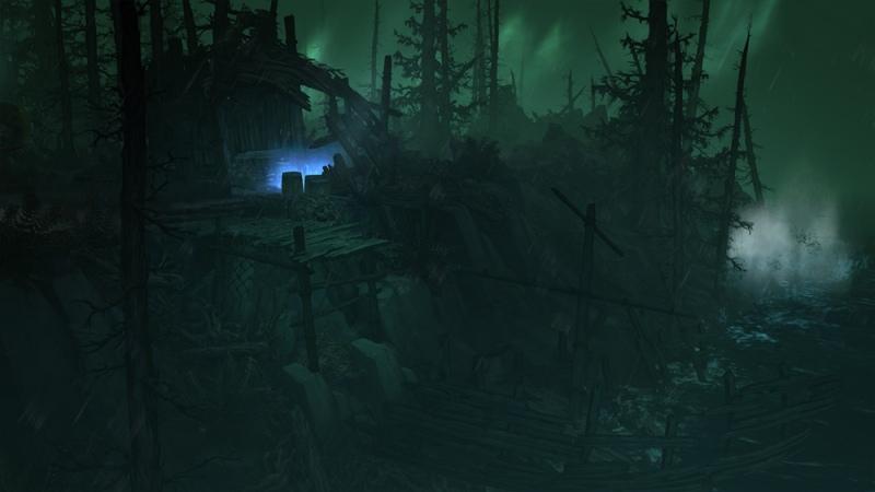 Diablo 3 Greyhollow Island 2 Shipwreck
