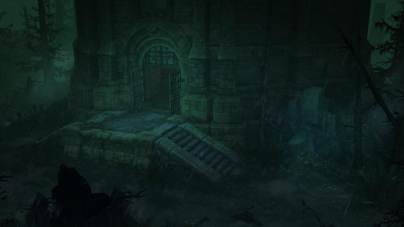 Diablo 3 Greyhollow Mountain
