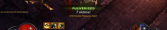 Diablo 3 ptr 2.4.0 resource bonus