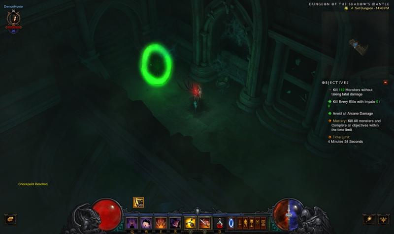 Diablo 3 PTR 2.4.0 Set Dungeons