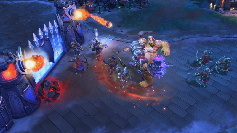 Heroes of the Storm Cho'Gall