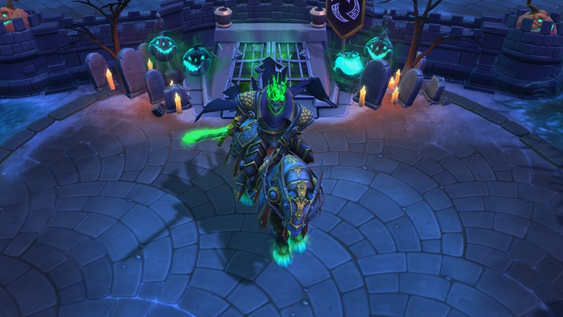 Heroes of the Storm Tower of Doom