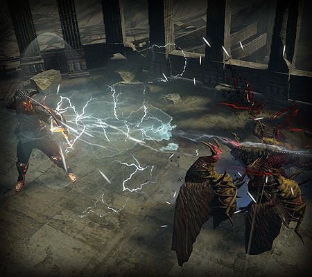 Path of Exile New Skills