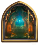 temple escape hearthstone