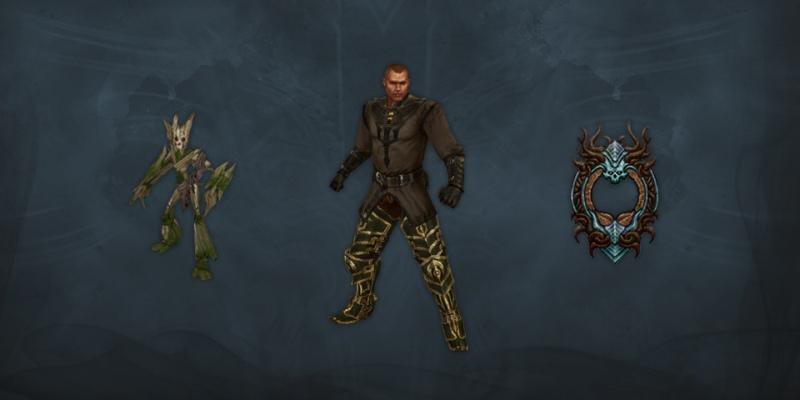 Diablo 3 Season 5 Cosmetic Rewards