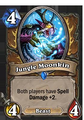 Hearthstone Jungle Moonkin