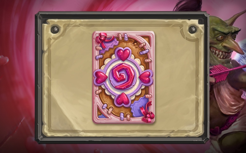 Love is in the Air Cardback