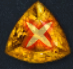Triangular Citrine