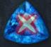 Triangular Sapphire