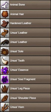 Ursus-Drops