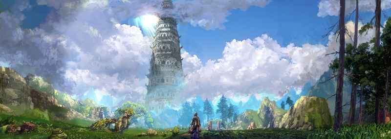 Blade & Soul Mushin's Tower