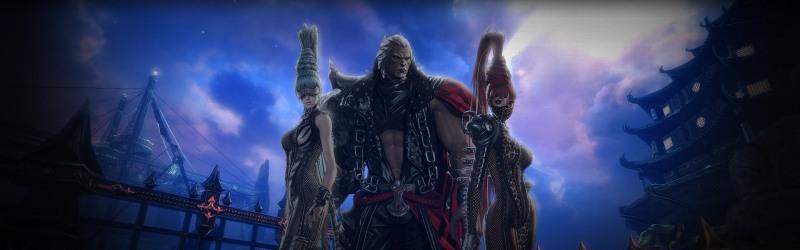 Blade & Soul Rising Water