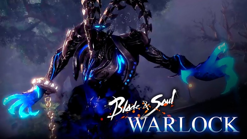 Warlock Blade and Soul