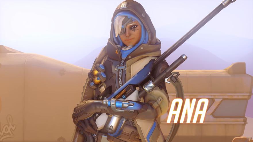 Overwatch Ana