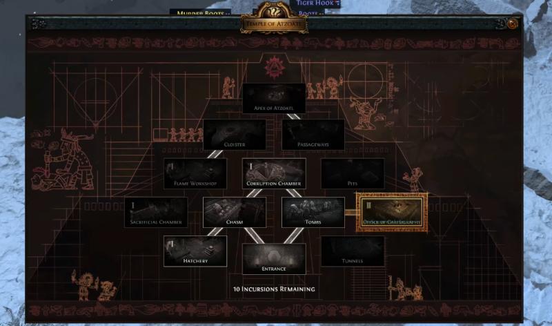 poe_temple_of_atzoatl_map_changes_incursions