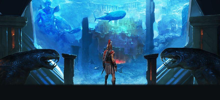 Assassin S Creed Odyssey Artemis Trickery Itzdarkvoid