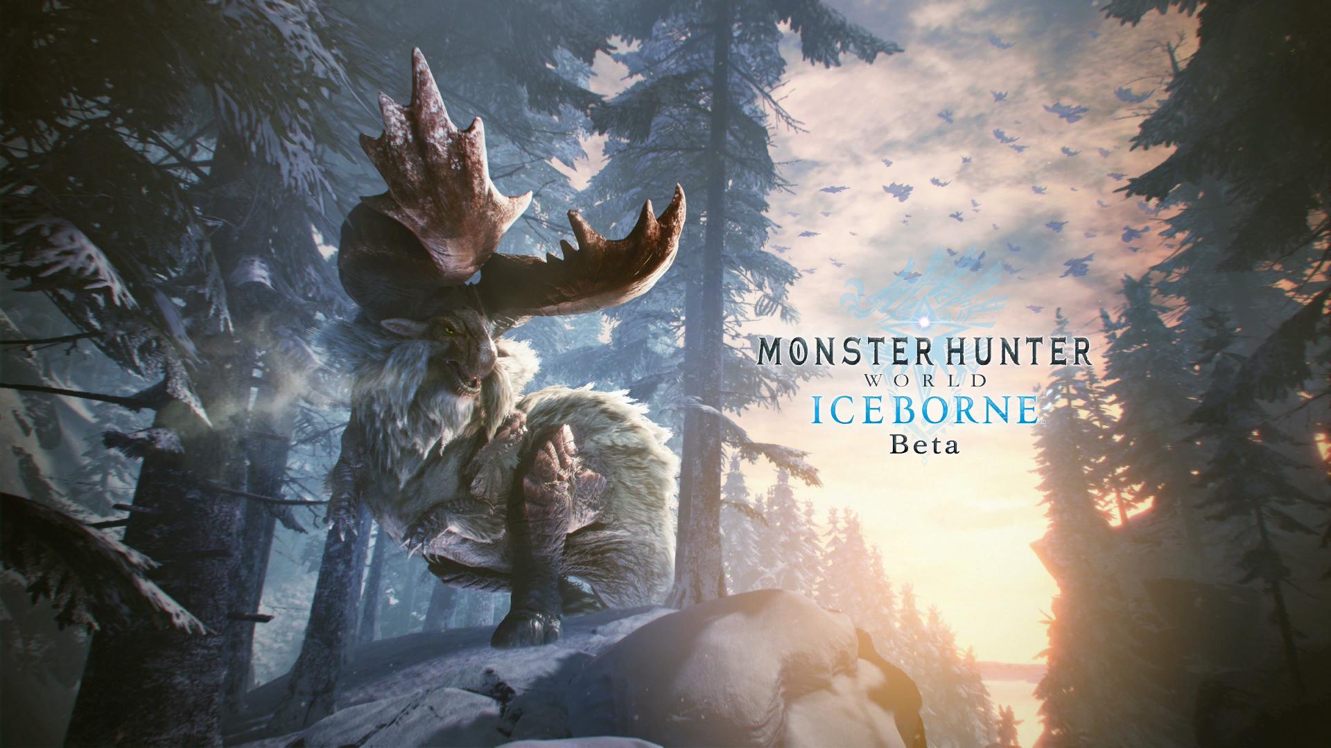 Monster Hunter World Iceborn Ps4 Open Beta Itzdarkvoid