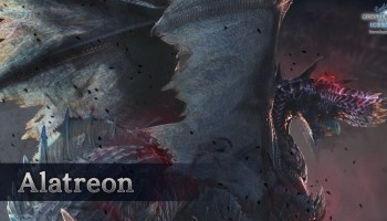 Monster Hunter World Iceborne 4th Free Title Update Alatreon